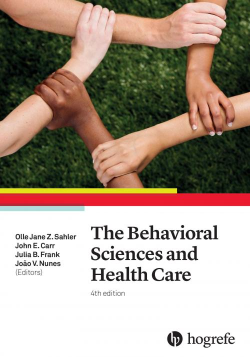 The Behavioral Sciences and Health Care cover