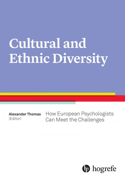 Cultural and Ethnic Diversity cover