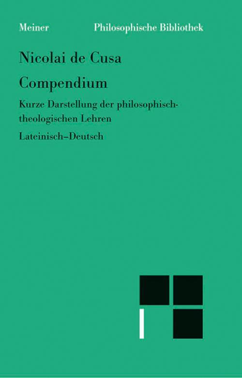 Schriften in deutscher Übersetzung / Kompendium cover