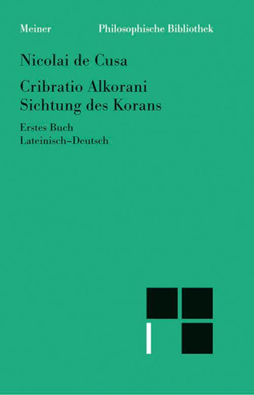 Schriften in deutscher Übersetzung / Sichtung des Korans I cover