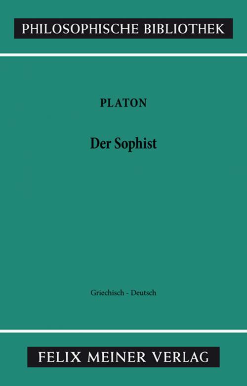 Der Sophist cover