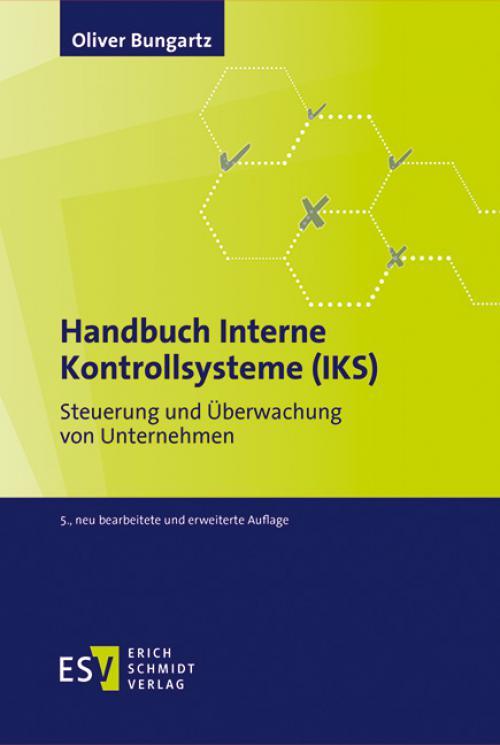 Handbuch Interne Kontrollsysteme (IKS) cover