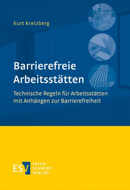 Barrierefreie Arbeitsstätten cover