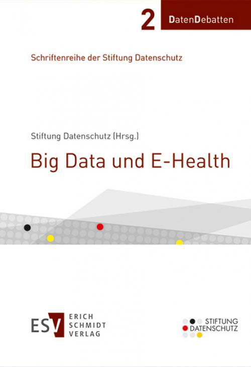 Big Data und E-Health cover