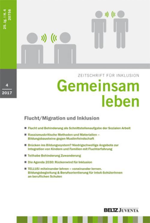 Teilhabe Behinderung Zuwanderung cover