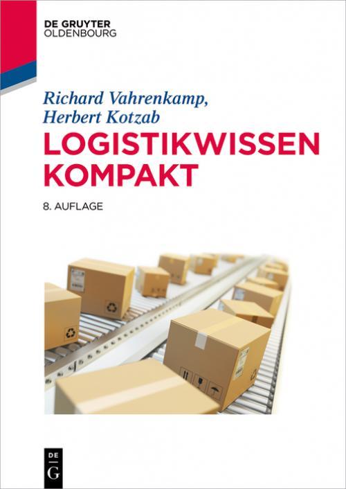 Logistikwissen kompakt cover