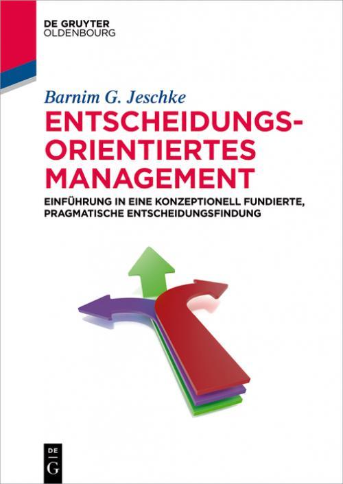 Entscheidungsorientiertes Management cover