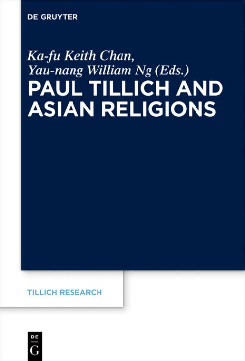 Paul Tillich and Asian Religions cover