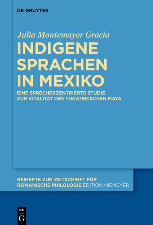 Indigene Sprachen in Mexiko cover