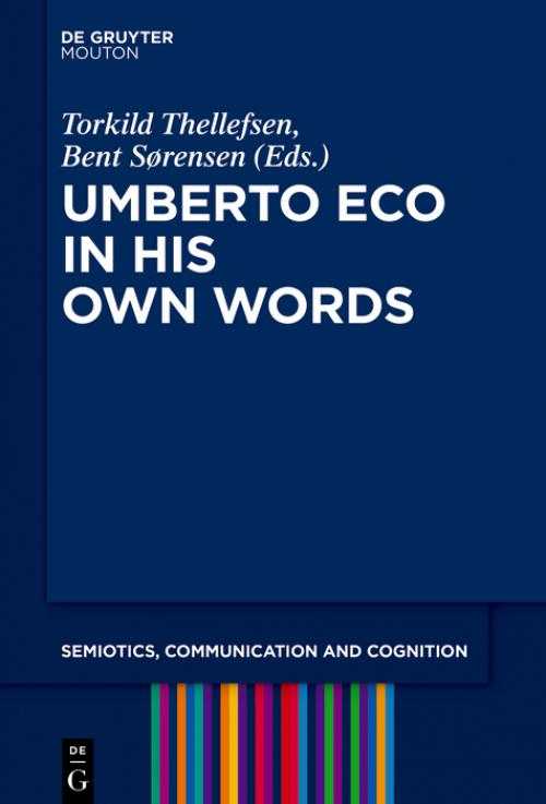 Umberto Eco in His Own Words cover