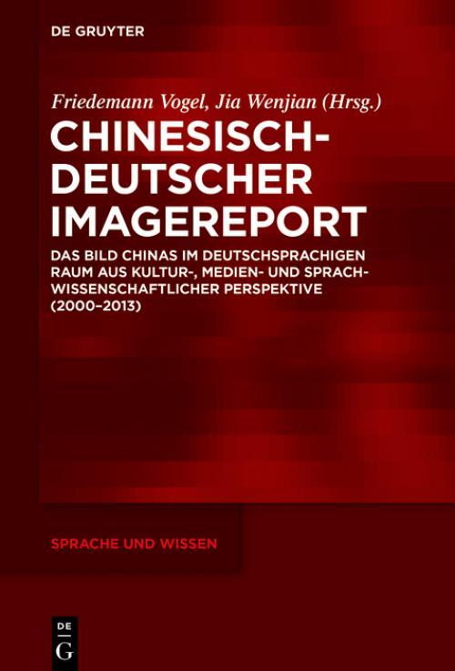 Chinesisch-Deutscher Imagereport cover
