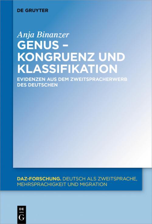 Genus – Kongruenz und Klassifikation cover