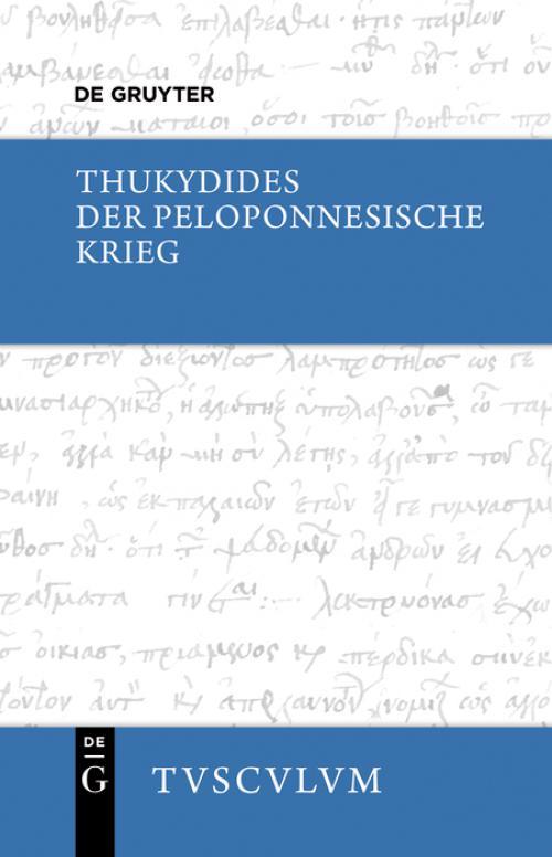 Der Peloponnesische Krieg cover