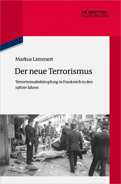 Der neue Terrorismus cover