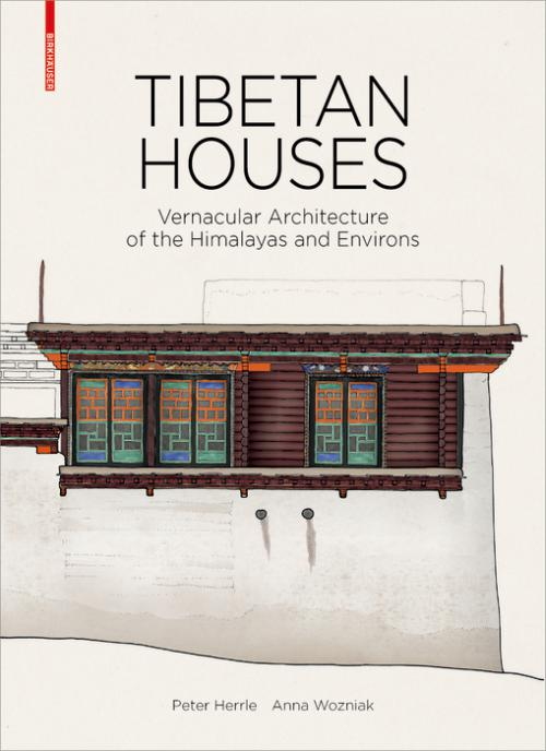 Tibetan Houses cover