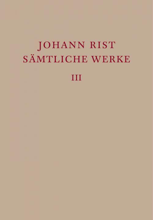 Dichtungen 1634–1642 cover