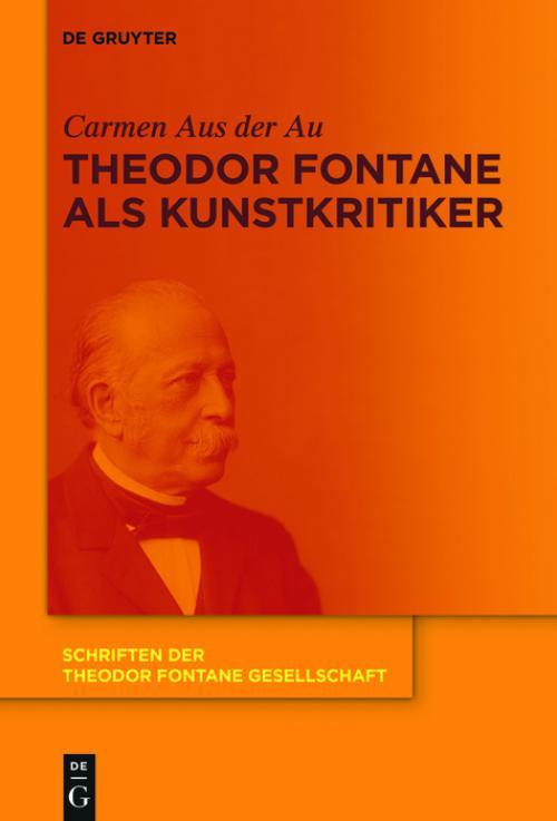 Theodor Fontane als Kunstkritiker cover