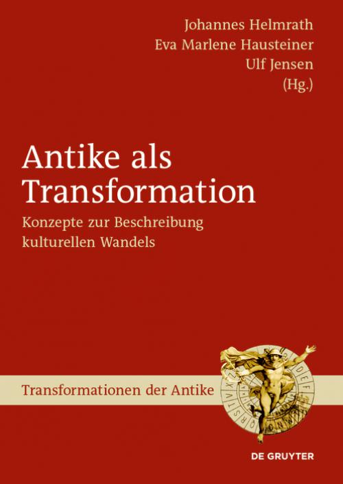 Antike als Transformation cover
