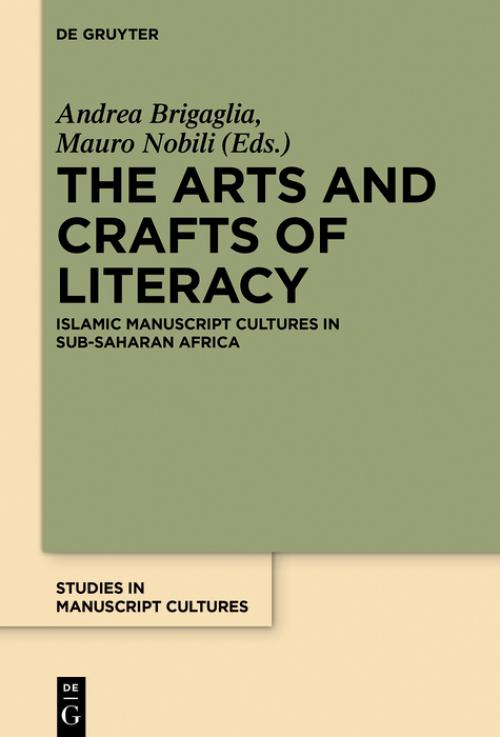 The Arts and Crafts of Literacy cover