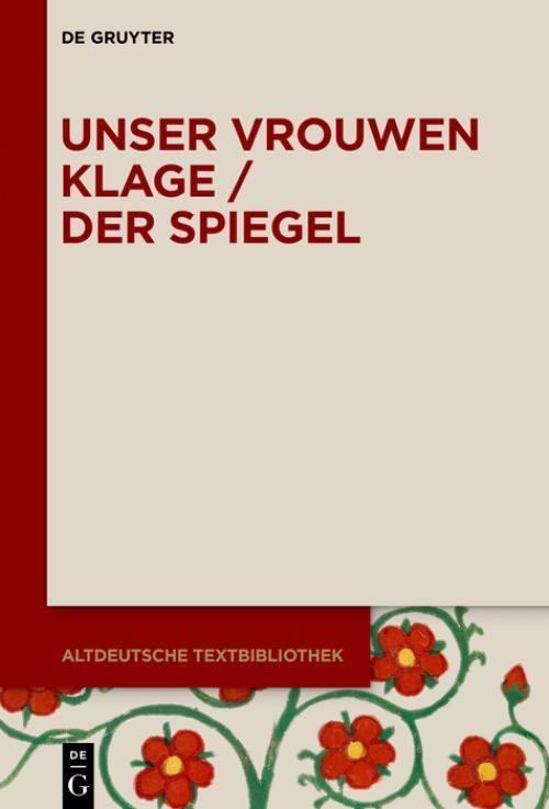 Unser vrouwen klage / Der Spiegel cover