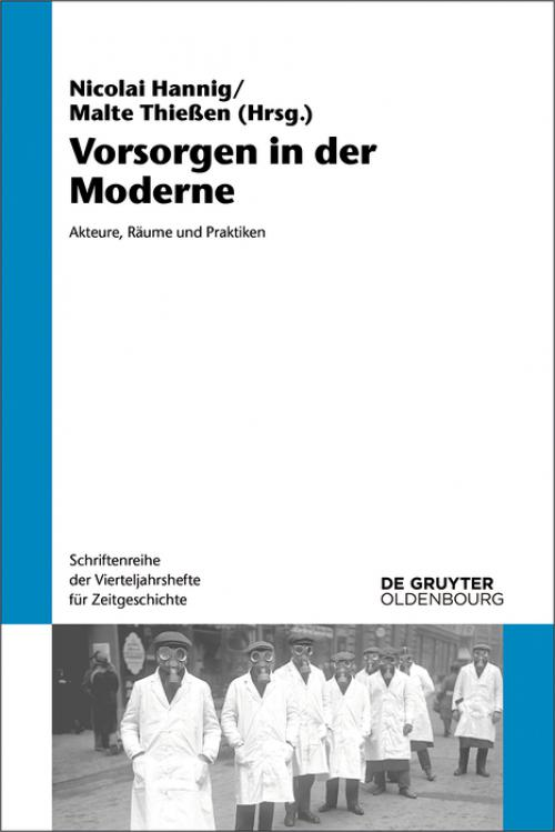 Vorsorgen in der Moderne cover
