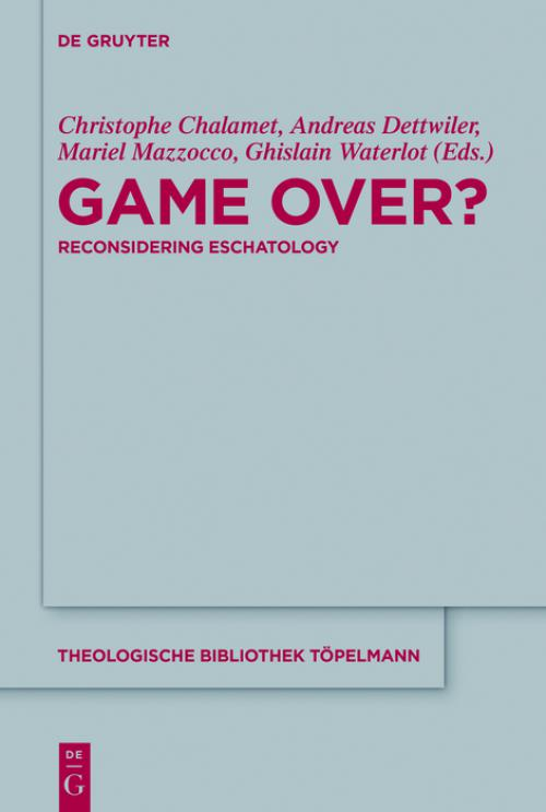 Game Over? cover