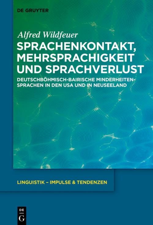 Sprachenkontakt, Mehrsprachigkeit und Sprachverlust cover