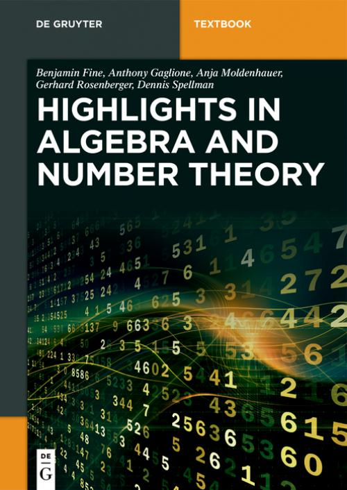 Algebra and Number Theory cover
