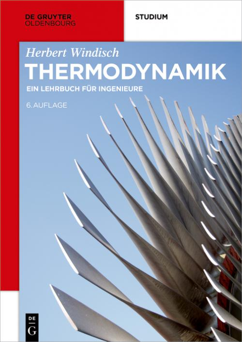 Thermodynamik cover