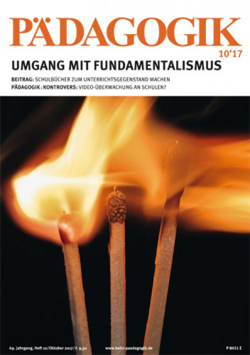 Editorial: Umgang mit Fundamentalismus cover