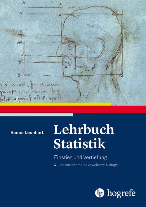 Lehrbuch Statistik cover