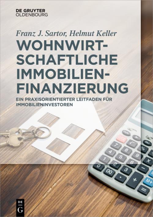 Wohnwirtschaftliche Immobilienfinanzierung cover