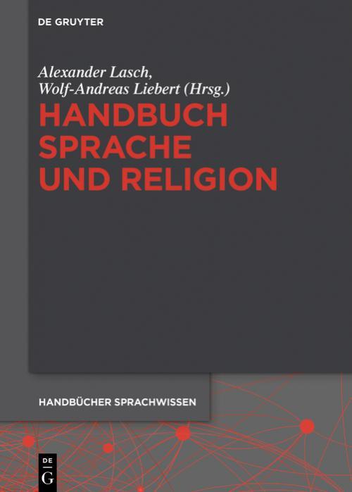 Handbuch Sprache und Religion cover