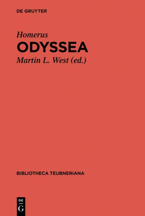 Odyssea cover