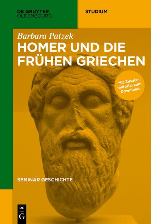 Homer und die frühen Griechen cover