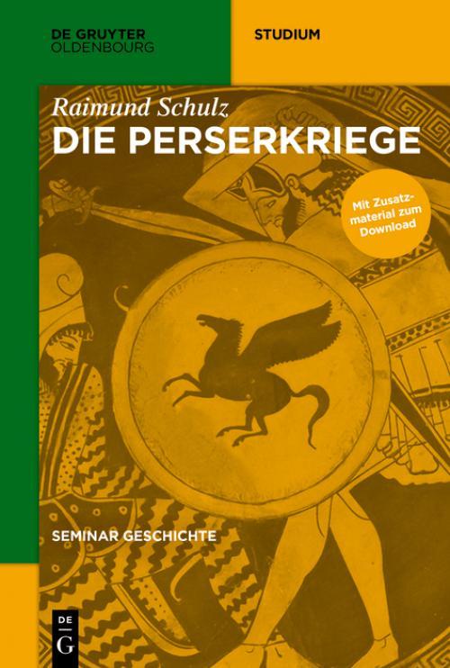 Die Perserkriege cover