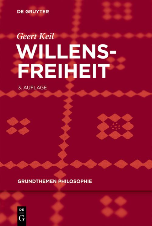 Willensfreiheit cover
