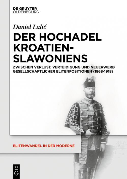 Der Hochadel Kroatien-Slawoniens cover