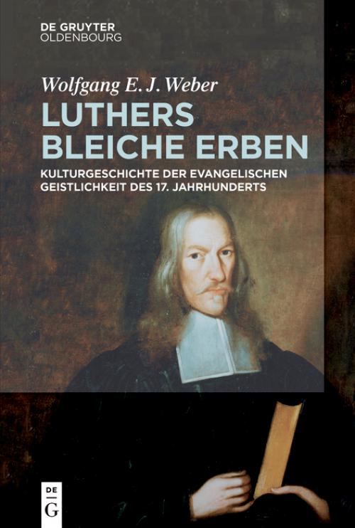 Luthers bleiche Erben cover