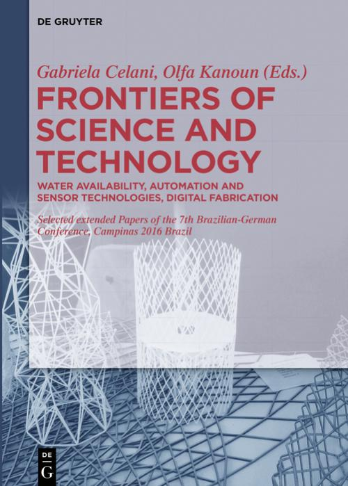 Frontiers of Science and Technology cover