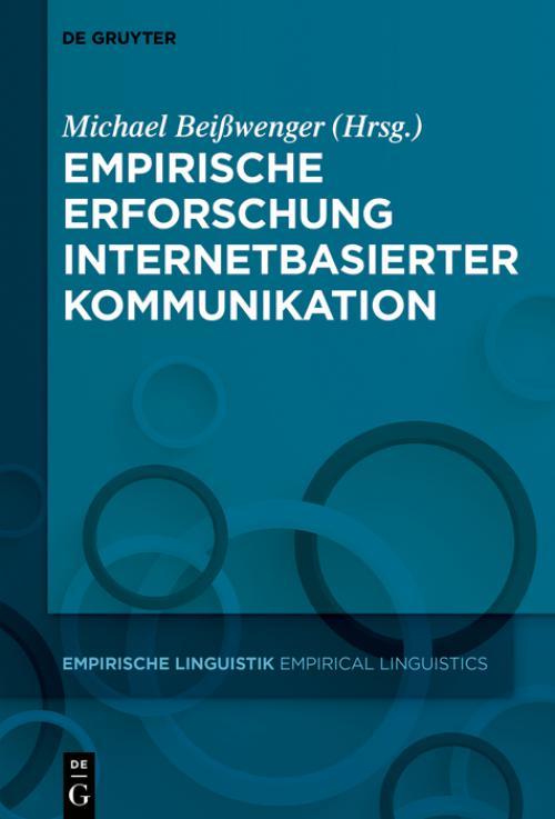 Empirische Erforschung internetbasierter Kommunikation cover
