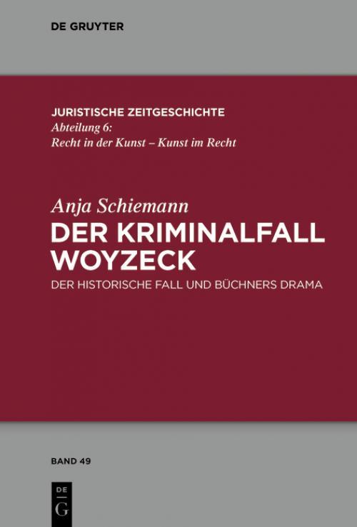 Der Kriminalfall Woyzeck cover