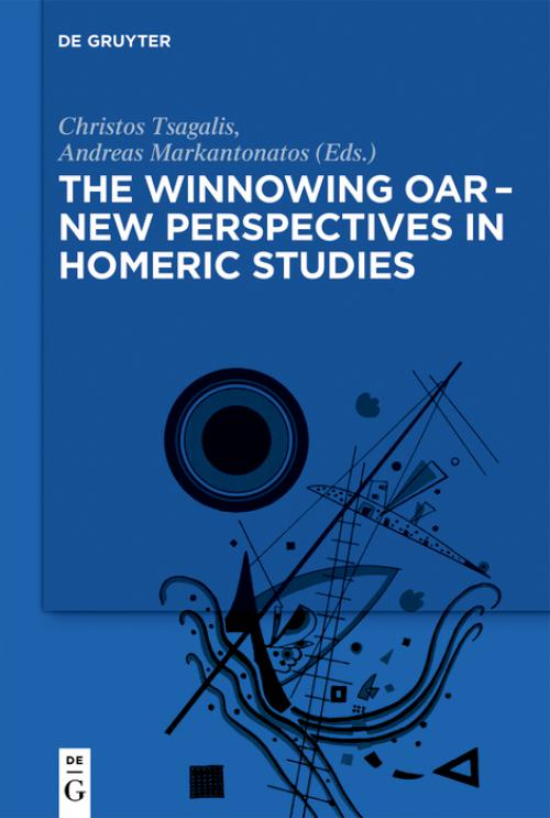 The winnowing oar - New Perspectives in Homeric Studies cover