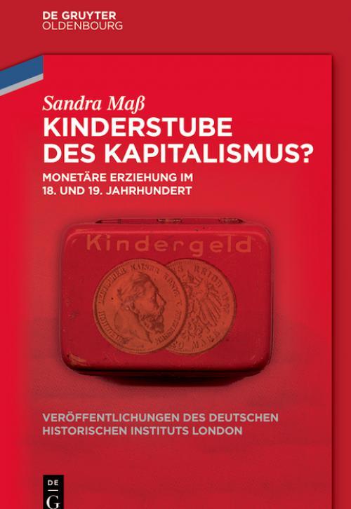 Kinderstube des Kapitalismus cover