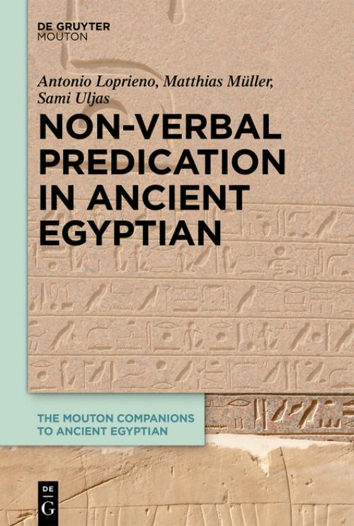 Non-Verbal Predication in Ancient Egyptian cover