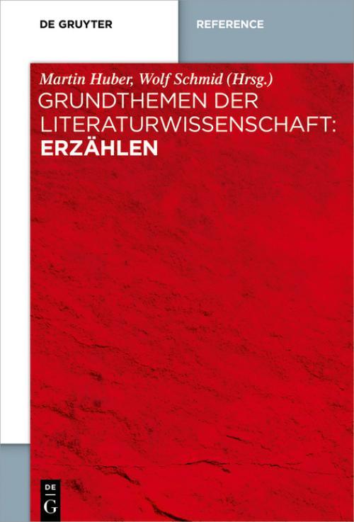 Grundthemen der Literaturwissenschaft: Erzählen cover