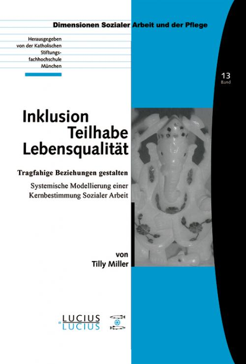 Inklusion – Teilhabe – Lebensqualität cover