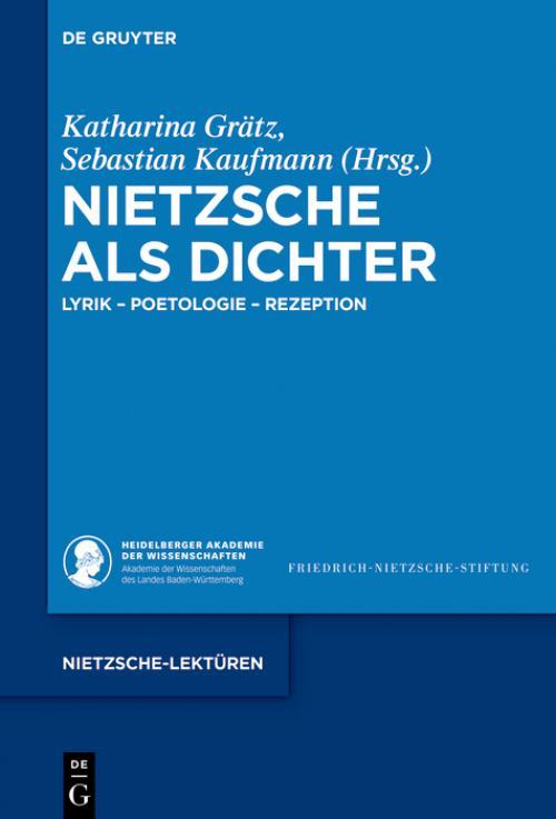 Nietzsche als Dichter cover
