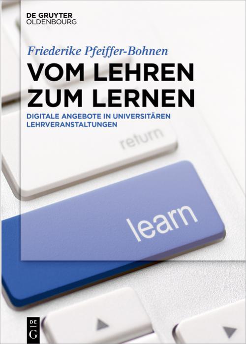 Vom Lehren zum Lernen cover