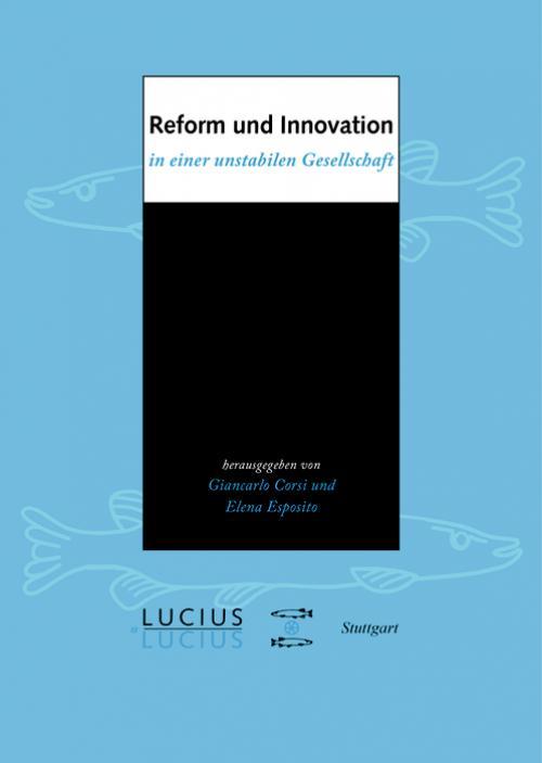 Reform und Innovation in einer unstabilen Gesellschaft cover
